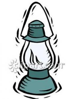 Lamps clipart kerosene lamp