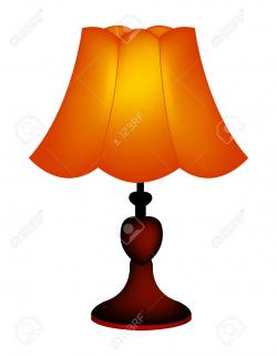 Lamps clipart lampshade