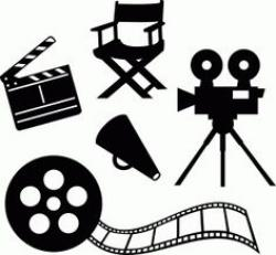 Lamps clipart movie