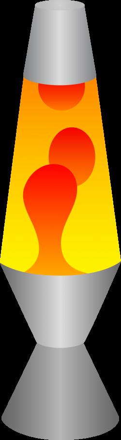 Lava clipart lava lamp