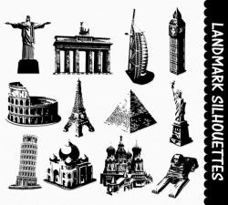 Places clipart landmark