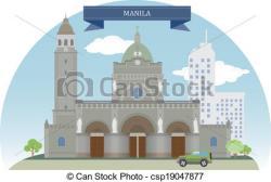 Landmark clipart philippine