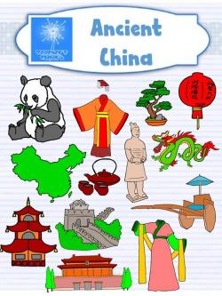 Pagoda clipart ancient china