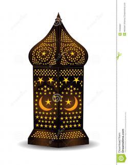 Latern clipart arabic