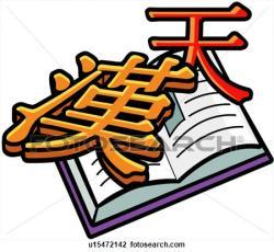 Lantern clipart mandarin language
