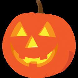 Spooky clipart jack o lantern