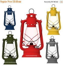 Lantern clipart summer