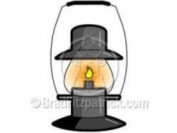 Lantern clipart underground railroad