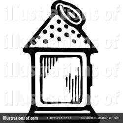 Lantern clipart vintage lantern