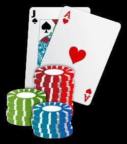 Cards clipart las vegas