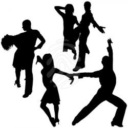 Latin clipart dance competition