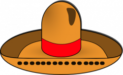 Latin clipart mexican