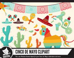 Tequila clipart mexican banner
