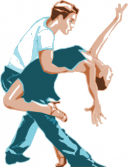 Latin clipart salsa dancing