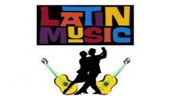 Latin clipart salsa music