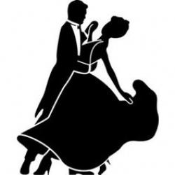 Latin clipart swing dance