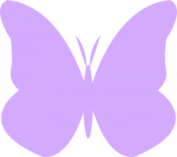 Lilac clipart butterfly