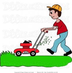 Hedges clipart yard work