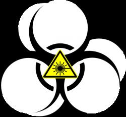 Lazer clipart logo vector
