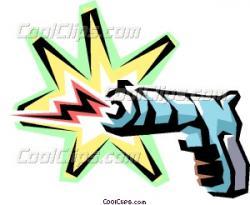 Lazer clipart toy gun