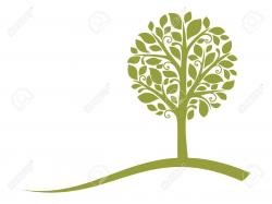 Bio clipart beautiful tree