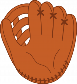 Glove clipart baseball equipment