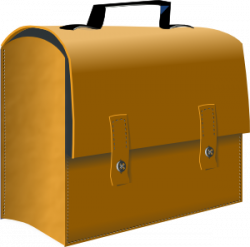 Business clipart suitcase