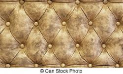 Leather Textures clipart brown sofa