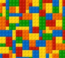 Lego clipart background