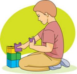Lego clipart boy toy