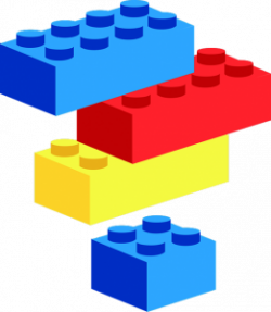 Lego clipart center