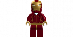 Lego clipart iron man
