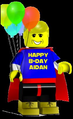 Lego clipart lego birthday
