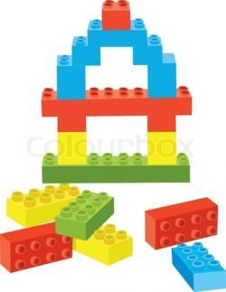 Lego clipart lego building block