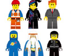 Lego clipart lego character