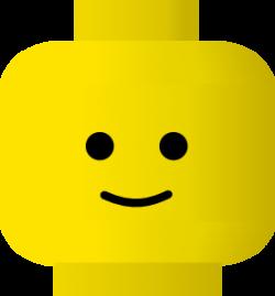 Lego clipart lego head