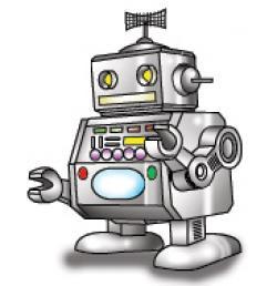 Robot clipart lego robot