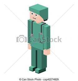 Lego clipart nurse