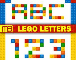 Lego clipart pattern