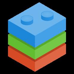 Lego clipart square