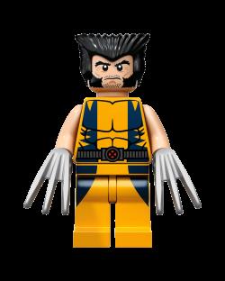 Wolverine clipart action figure