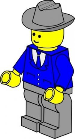 Lego clipart vector