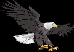 Legz clipart eagle