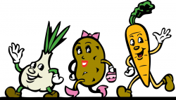 Vegetable clipart healthy lifestyle