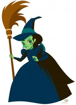 Wizard Of Oz clipart cartoon