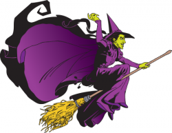 Wizard Of Oz clipart wicked witch