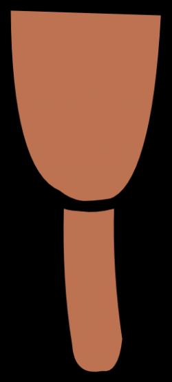 Legs clipart wooden