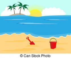 Leisure clipart sunny beach