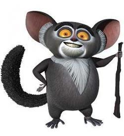 Lemur clipart aye aye