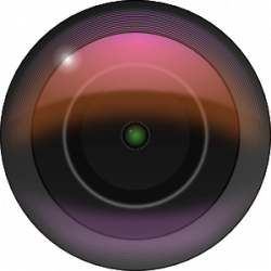 Lens clipart canon camera